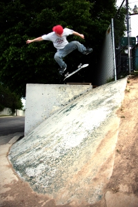 Backside Flip; Kearns