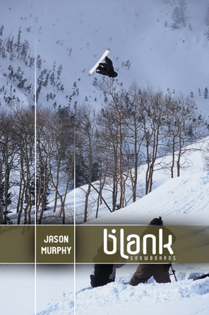 Murphy; co-owner of Blank Snowboards