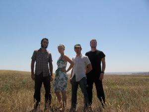 Left to Right: Adam Turla, Sarah Balliet, Dagan Thogerson, Matt Armstrong
